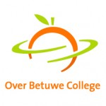 Dit is het logo van het Overbetuwe College